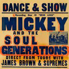 Iron Leg: The Complete Mickey And The Soul Generation - Flying Out