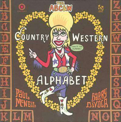 The ABC & W Country Western Alphabet
