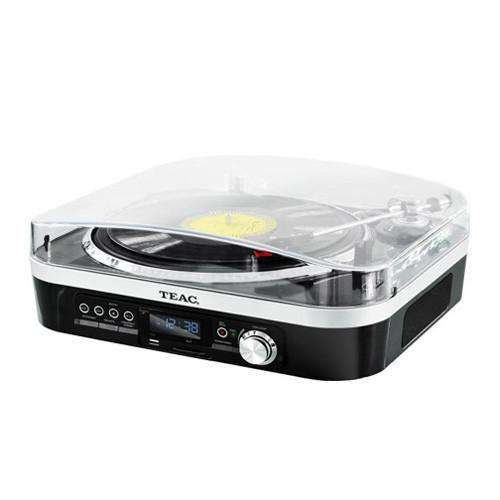 TEAC TURNTABLE TUNER AUDIO SYSTEM - Flying Out
