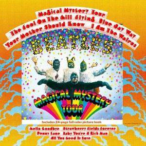 Magical Mystery Tour (LP) - Flying Out