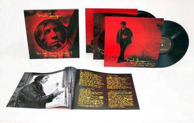 MARK LANEGAN - Anthology: Has God Seen My Shadow 1989-2011 - Flying Out - 1