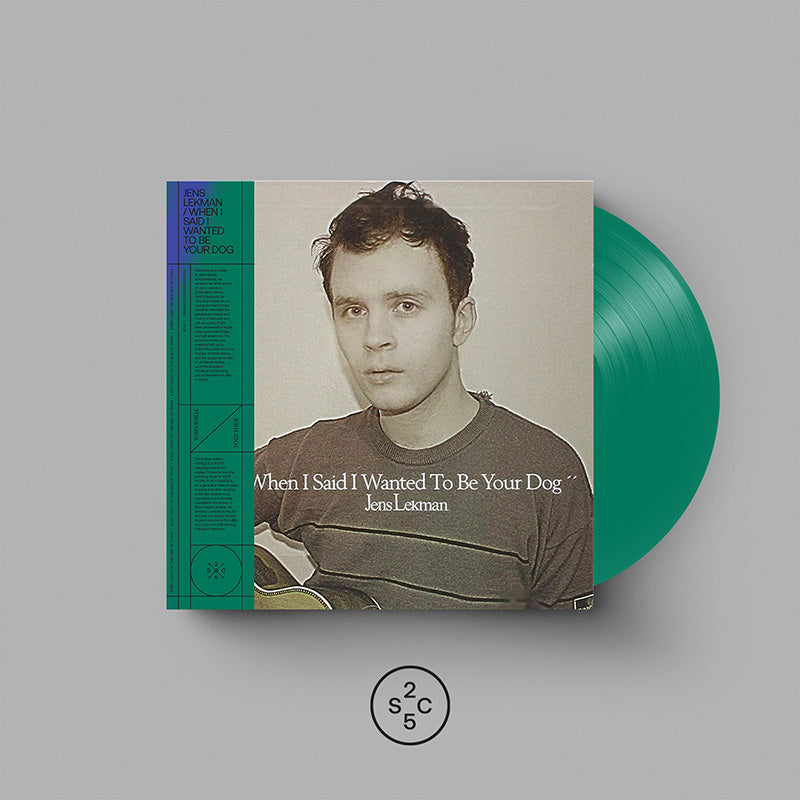 When I Said I Wanted To Be Your Dog (SC25 Edition) (Reissue)(Pre-Order)