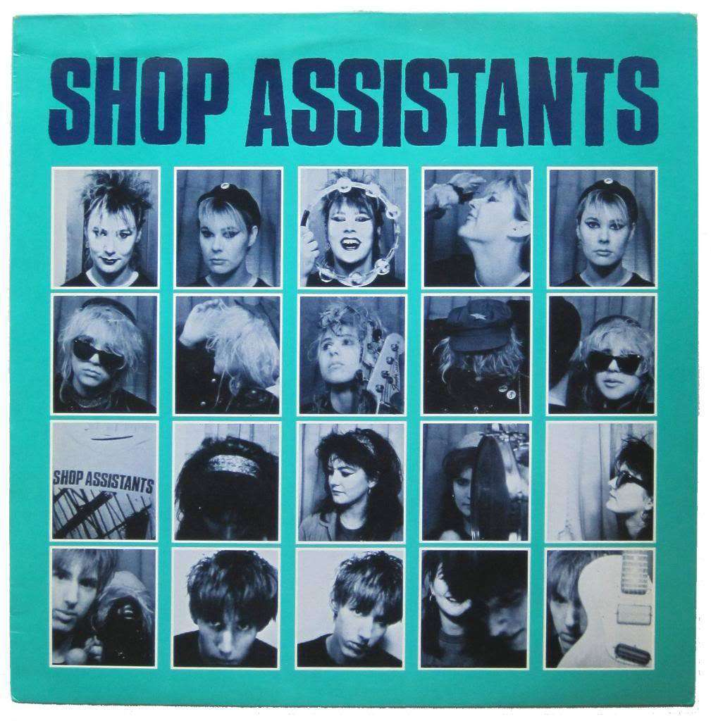 Shop Assistants - Flying Out
