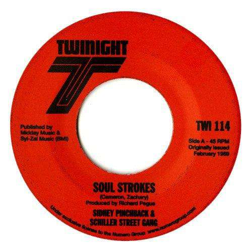 Soul Strokes/Remind Me - Flying Out