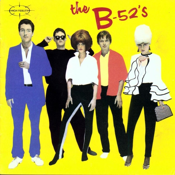 THE B 52's  Self Titled