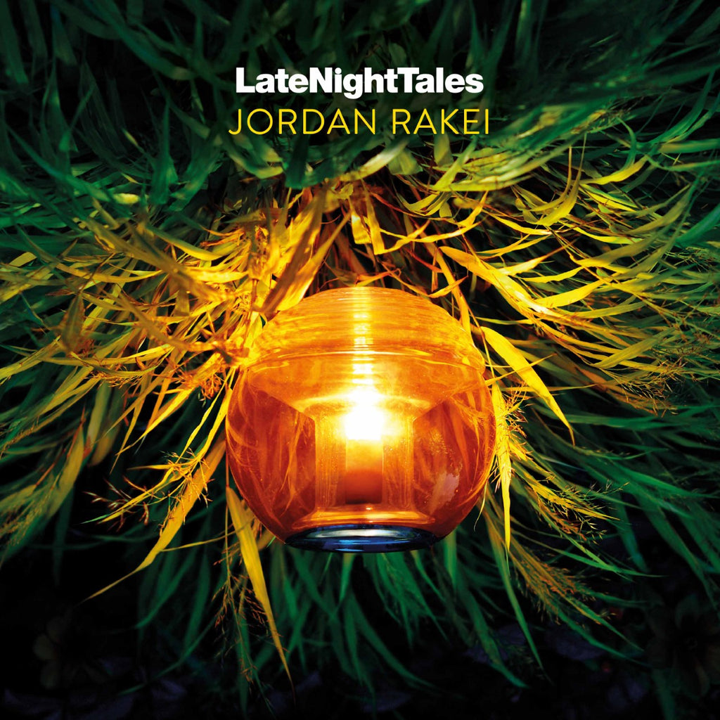 Late Night Tales: Jordan Rakei