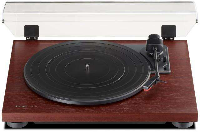 TEAC TURNTABLE - Teac TN100 Turntable (BLACK)