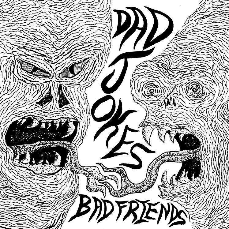 Bad Friends EP - Flying Out