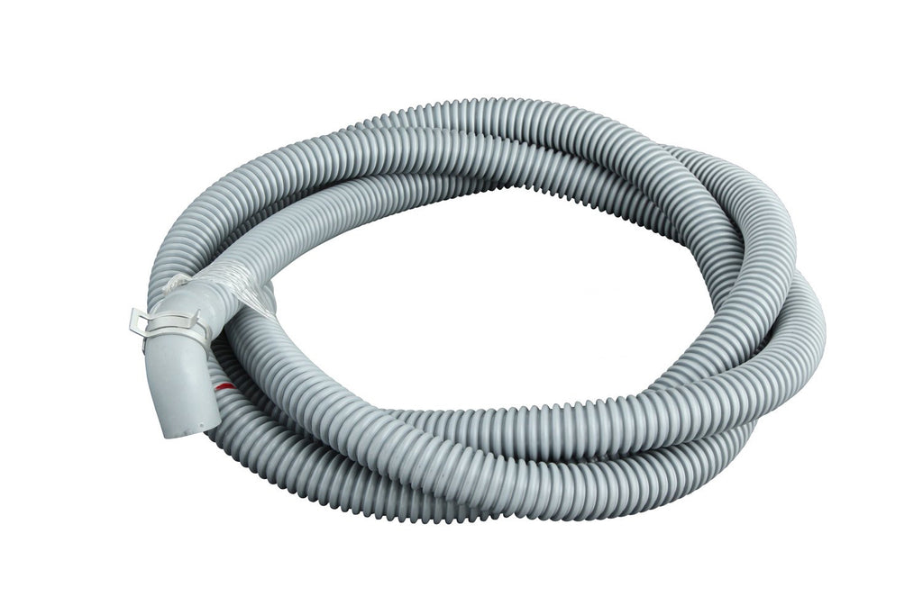 5214FR3188G LG FL WASHING MACHINE DRAIN HOSE-2.7mt GREY