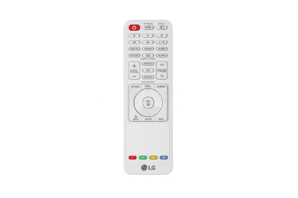 LG LED PROJECTOR REMOTE CONTROL-PF1500, PF1500G