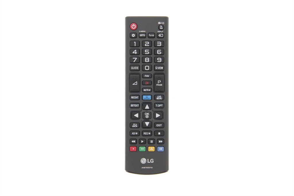 AKB75055702 LG TV REMOTE CONTROL-GENUINE