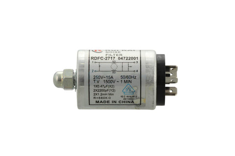 DC29-00005B SAMSUNG FL WASHER NOISE FILTER CAPACITOR