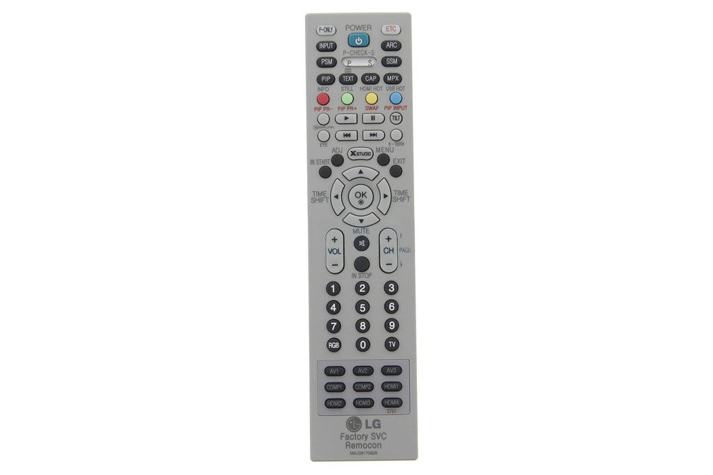 LG TV SERVICE REMOTE CONTROL-GENUINE