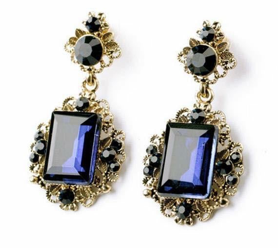 Aretes Antique