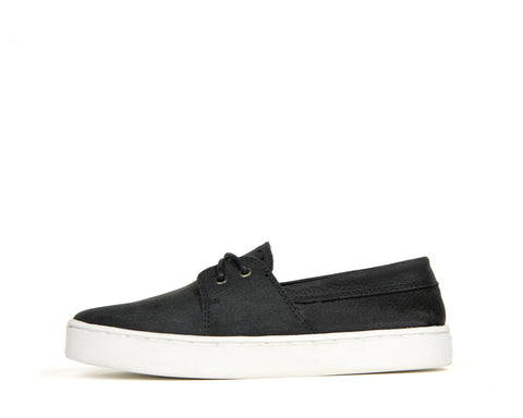 Womens Bluto - Black - Sneaker sole