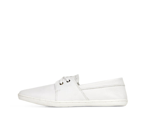 Womens Bluto - White out - Cup sole
