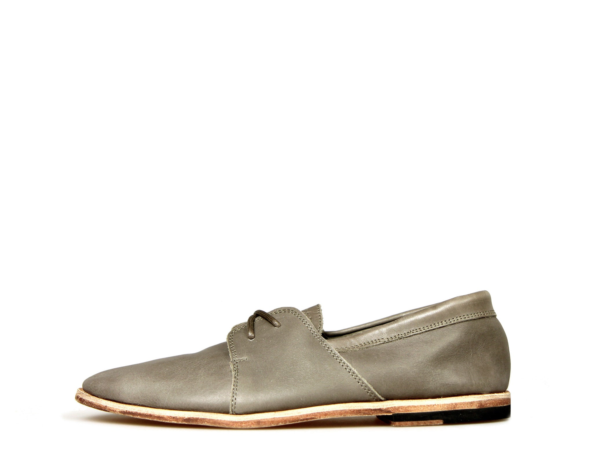 Bluto - Ash - Leather sole