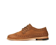 Bobby - Clay - Leather sole