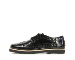 Women's Bobby - Patent - Rubber sole
