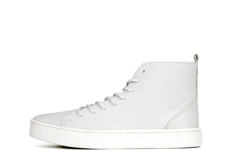 Women's Sid - White Out - Sneaker Sole