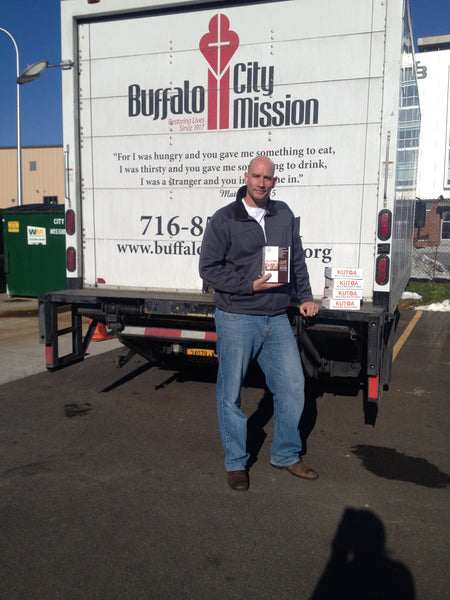 Buffalo City Mission 1st Kutoa Health Bar Donation