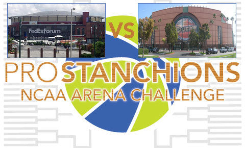 Fedex Forum Honda Center Arena Bracket Challenge