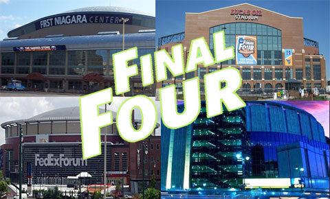 Final Four Arena Bracket Challenge