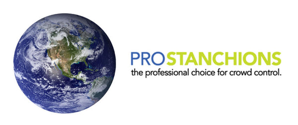 PRO STANCHIONS EARTH DAY 2014