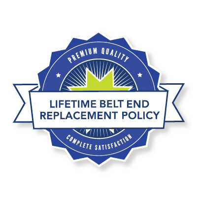 Free Belt End Replacements for Life Badge | Pro Stanchions