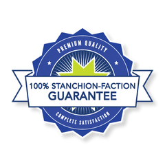 100% Stanchion-faction Guarantee Badge