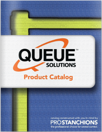 Pro Stanchions Queue Solutions Online Catalog