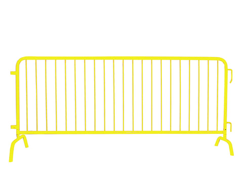 Yellow Bridge Feet Bike Rack Barricade