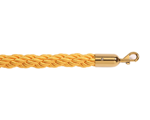"Luxury 1"" Rayon Rope Gold"