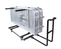 30 Capacity Storage Cart - Bike Rack Barricades | Queue Solutions