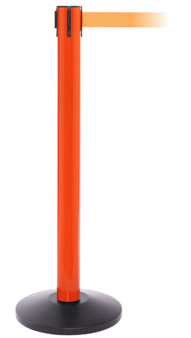 SafetyPro 300 Retractable Belt Safety Barrier Stanchion
