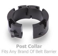 Universal Collar Adapters for Post Panels and Slatwalls