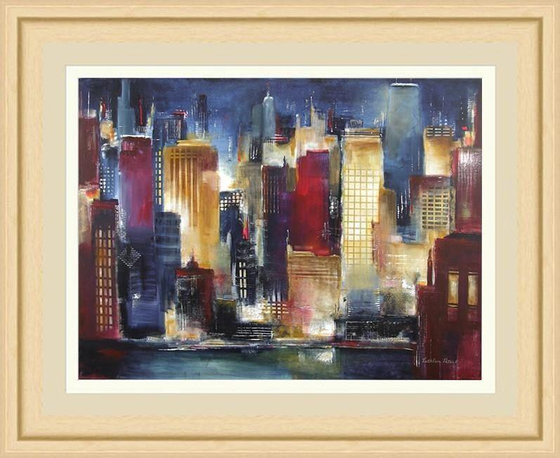 Chicago - Framed Print