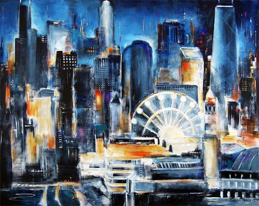 """Navy Pier - Chicago"" by Kathleen Patrick"
