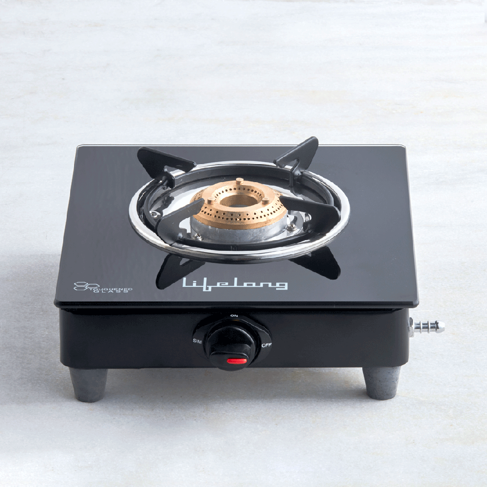 Single Burner Gas Stove (ISI Certified)