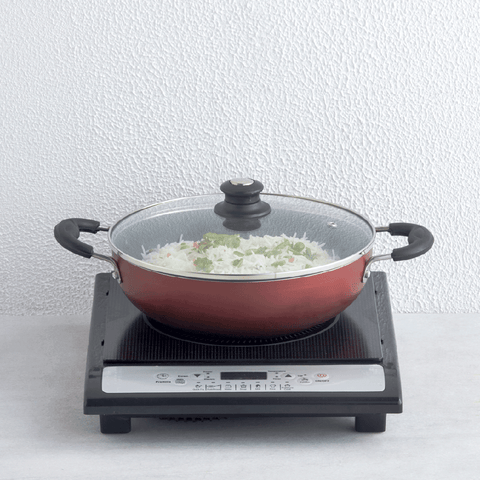 Induction Cooktop 1400 Watts