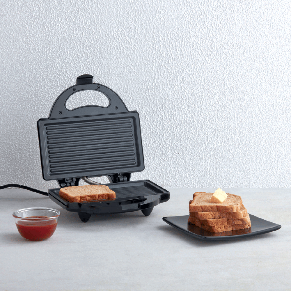 Lifelong 750 Watt 4 Slice Grill Sandwich Maker Lifelong Online