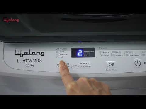 SwingPlus Fully-Automatic Top Load Washing Machine - 6.2 Kg