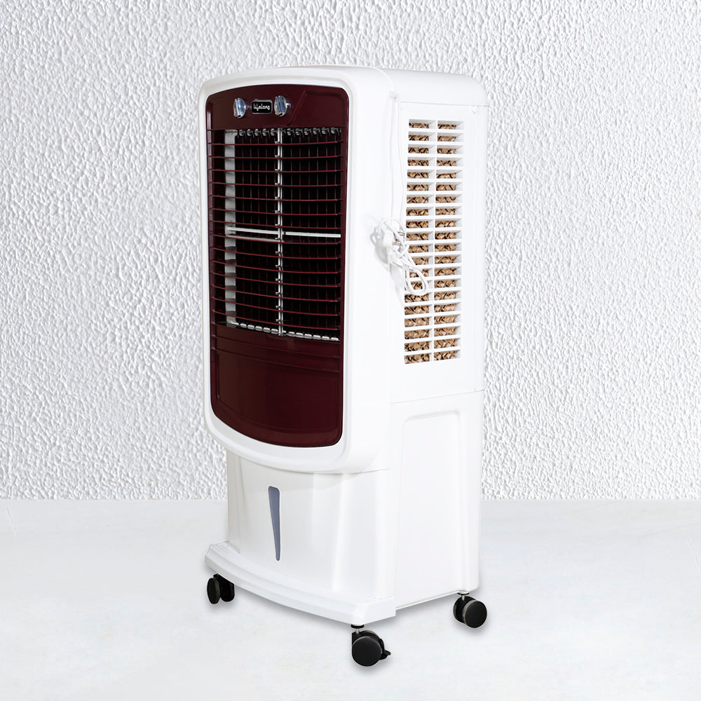 Supercool 85, Desert Air Cooler 85L, Maroon