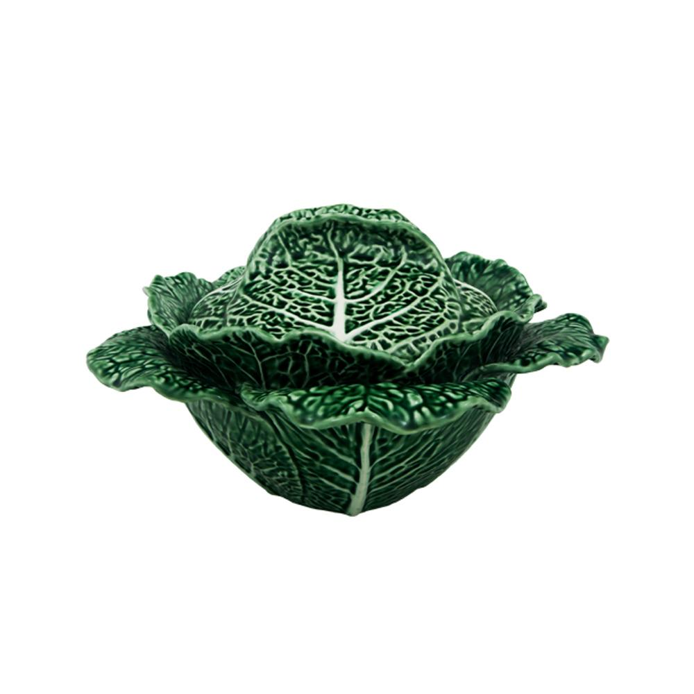 Bordallo Pinheiro Cabbage 2L Tureen