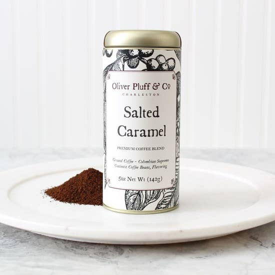 Salted Caramel Ground Coffee
