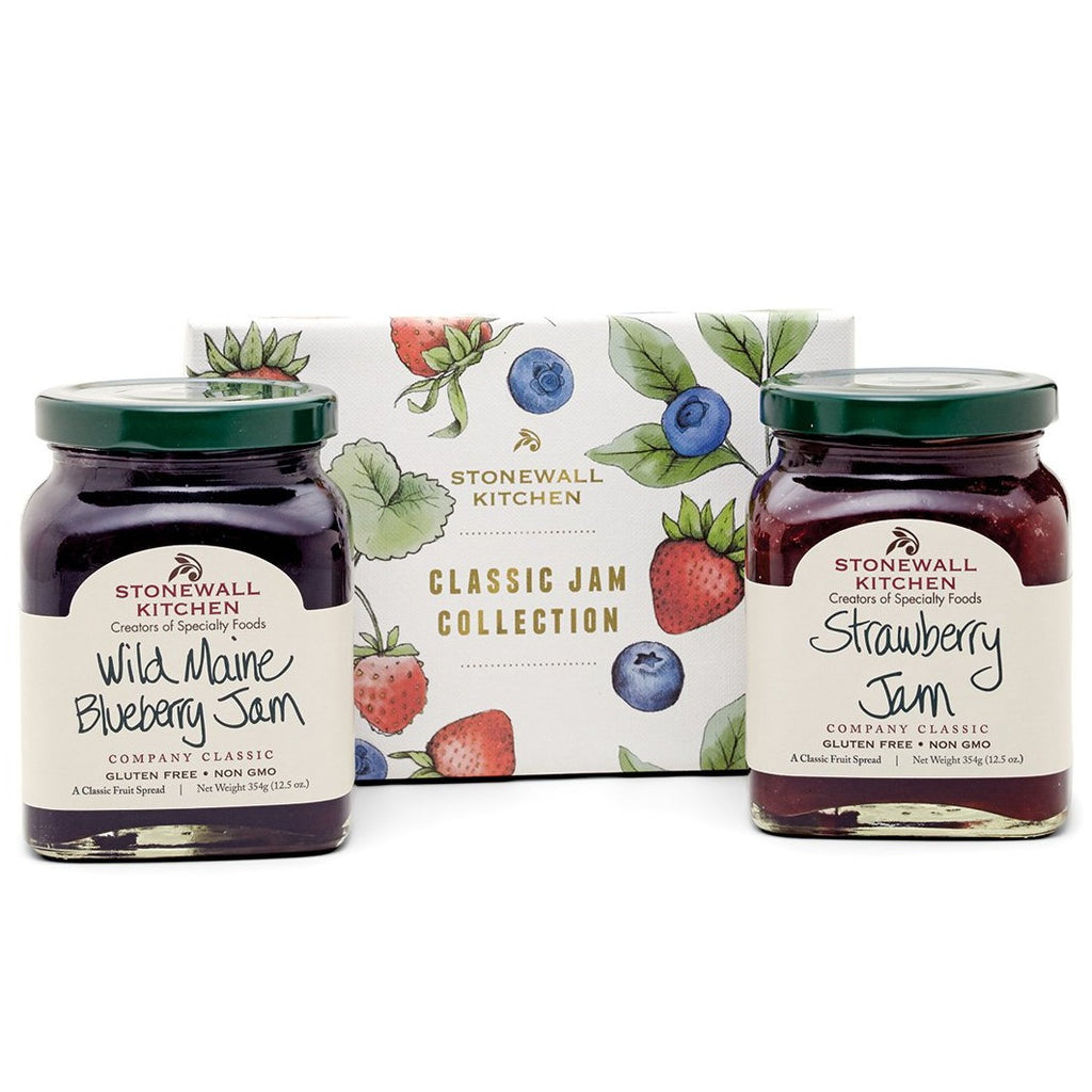 Stonewall Kitchen Classic Jam Collection