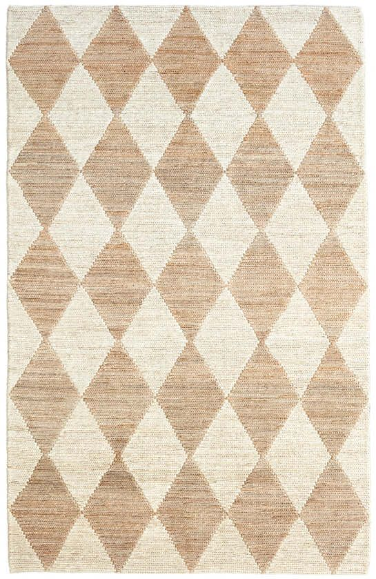 Dash & Albert Harwich Natural Woven Jute Rug