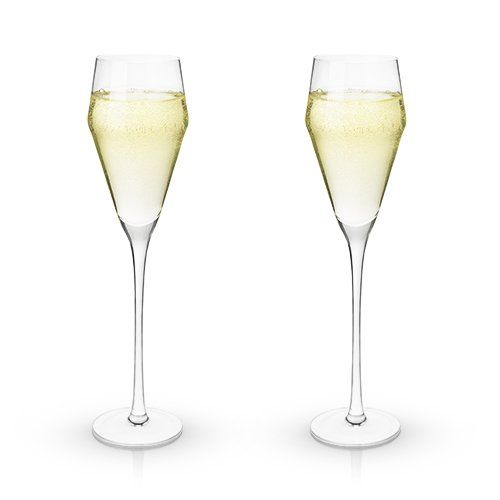 Prosecco Glasses, Set of 2