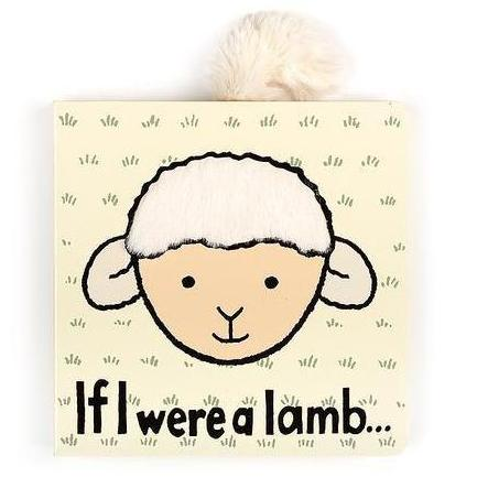 "Jellycat ""If I Were a Lamb"" Book"