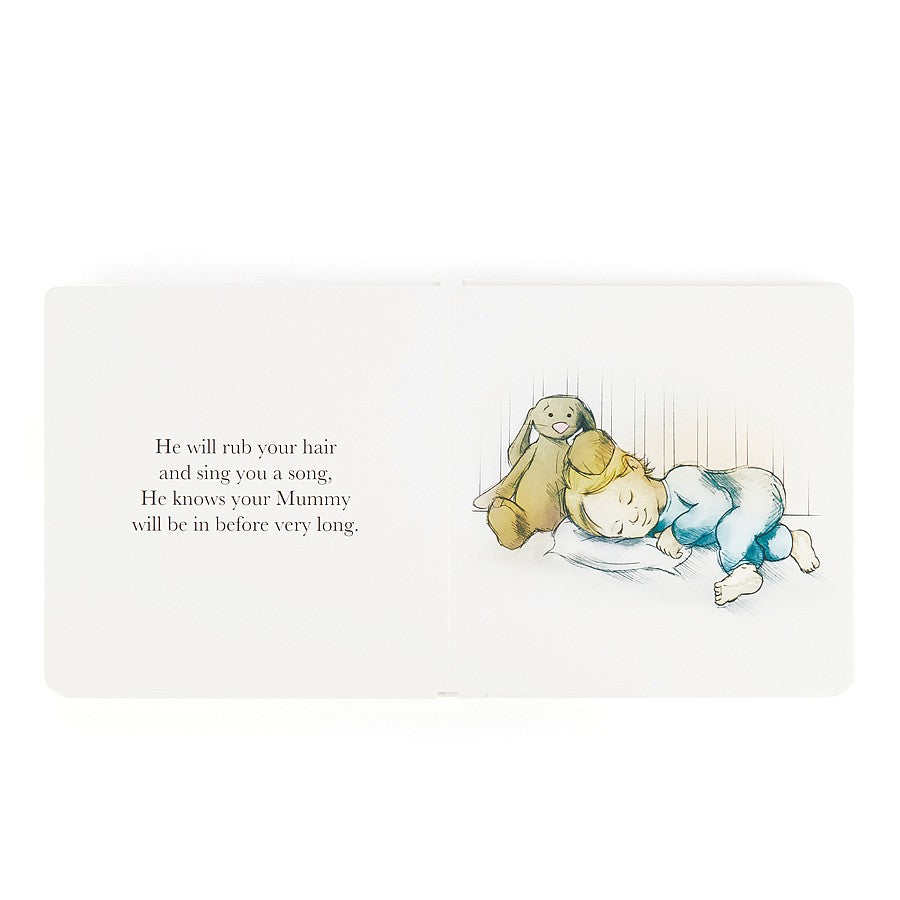 "Jellycat ""The Magic Bunny"" Book"